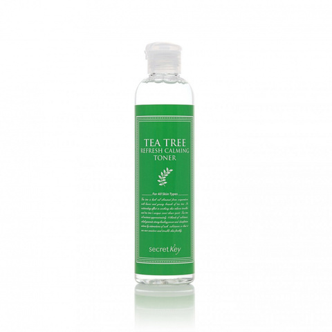 Тонер для лица Secret Key Tea Tree Refresh Calming Toner