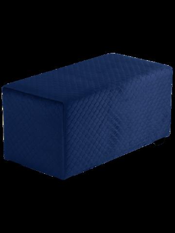 Пуфик Даймонд 72-36 (синий)