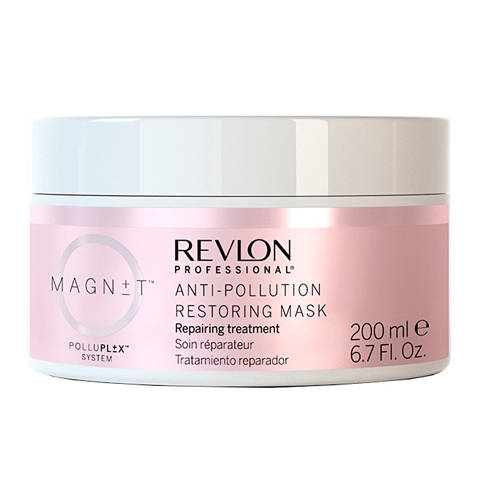 REVLON Magnet: Восстанавливающая маска для волос (Anti-Pollution Restoring Mask), 200мл/500мл