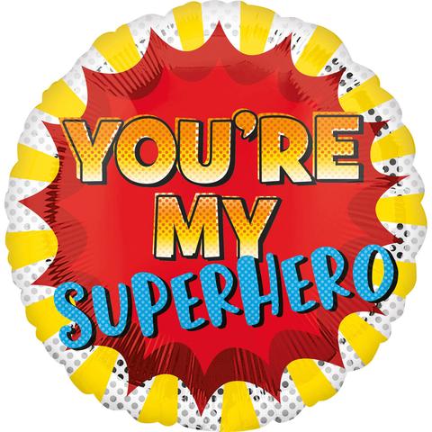 you're my superhero