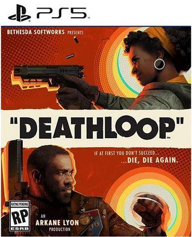 Deathloop (PS5, русская версия)