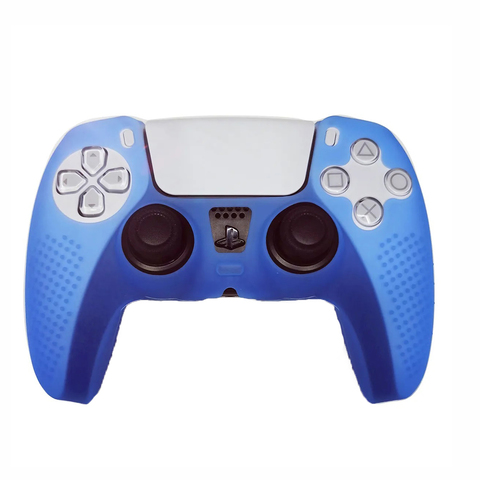 Чехол для геймпада DualSense (синий)