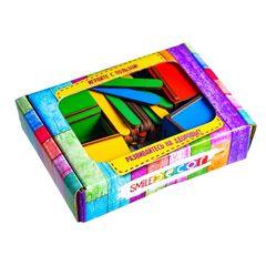 Сортер Цветные стаканчики Smile Decor П721