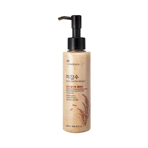 Rice Bran All-in-One Cleanser
