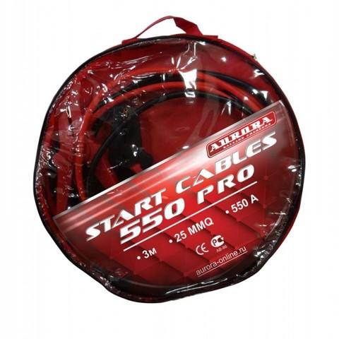 Пусковые провода AURORA START CABLES 550 PRO