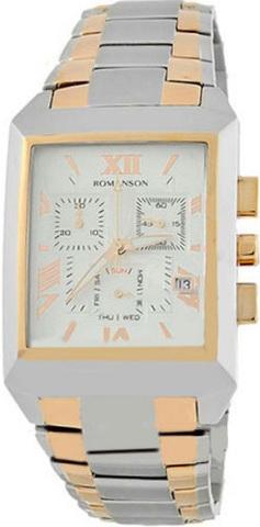 Наручные часы Romanson TM4123HMC(WH)