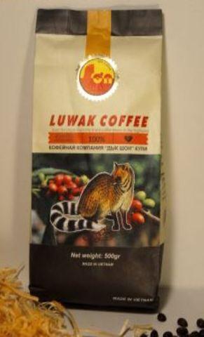 Молотый кофе Дык Шон