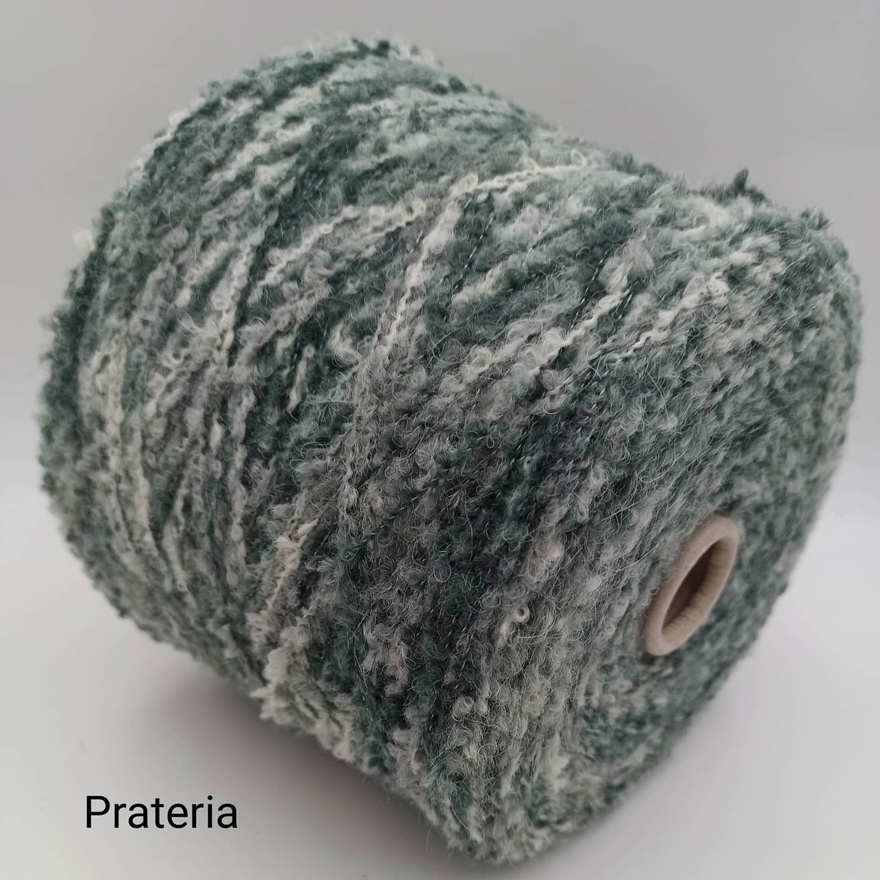 Букле Spuma цвет Prateria