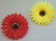 Цветок герберы 11 см.