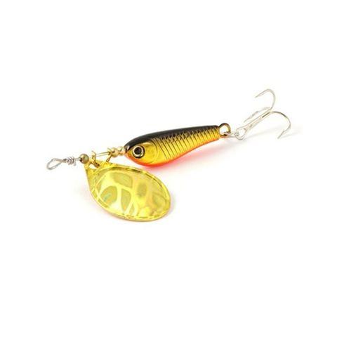 Блесна Daiwa Silver Creek Spinner R 1060-C / Holo Kurokin 04810227