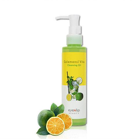Eyenlip Calamansi Vita Cleansing Oil гидрофильное масло для снятия макияжа с экстрактом каламанси