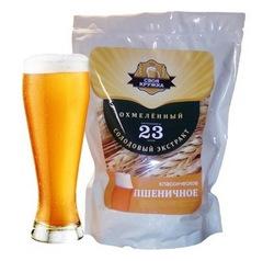 Пивной набор Своя кружка Импровизация Классическое пшеничное, 2,1 кг на 23 л