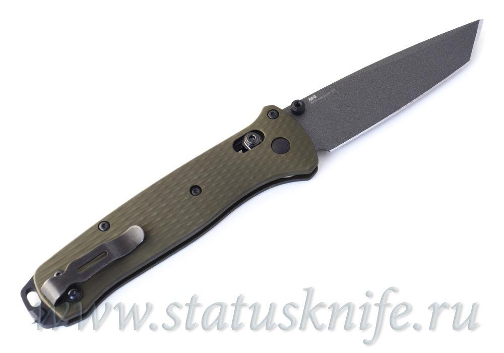 Нож Benchmade Bailout 537GY-1 - фотография