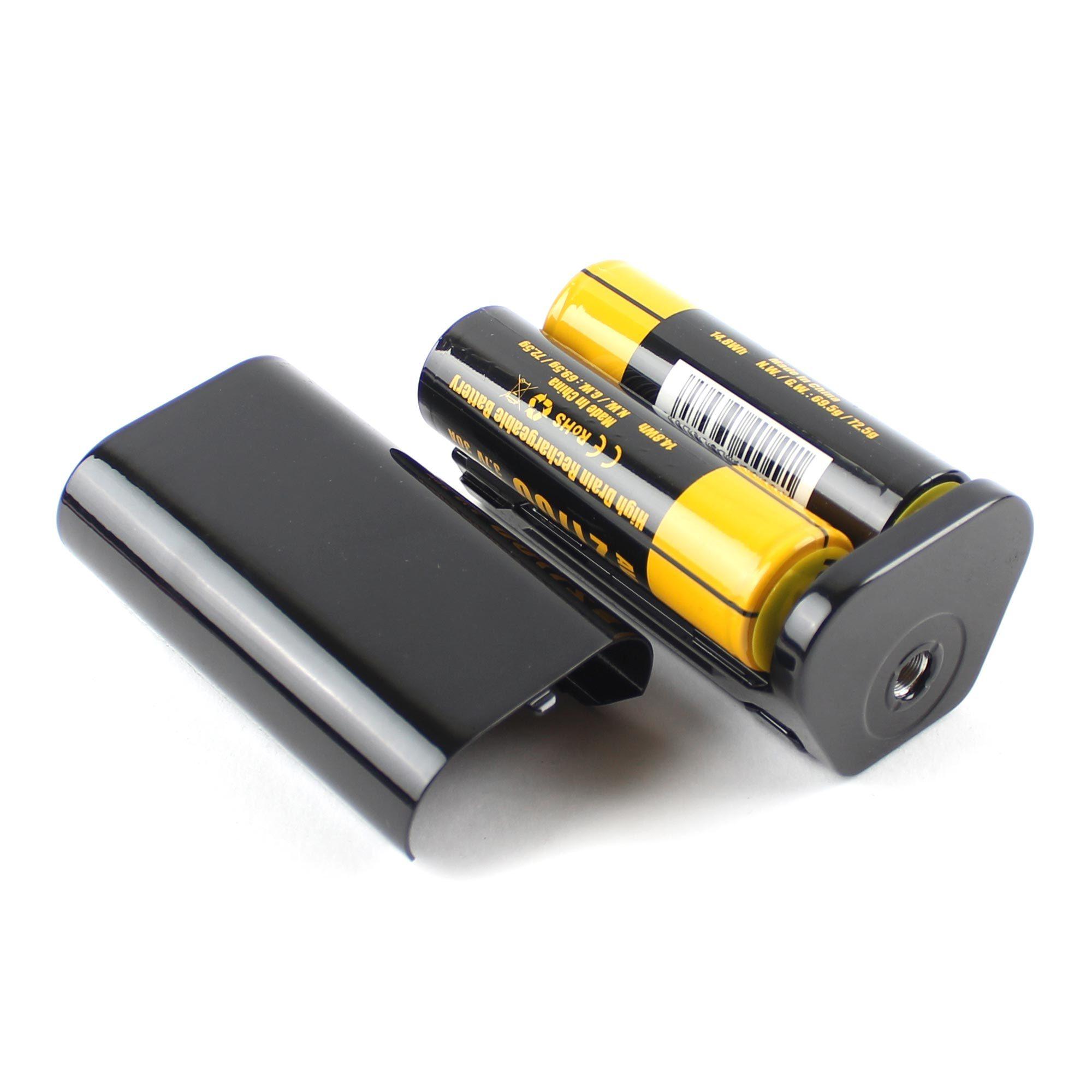 Аккумуляторный отсек Wismec Reuleaux RX2 21700