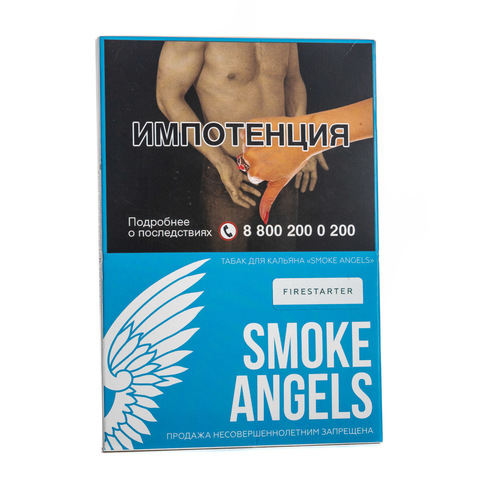 Табак Smoke Angels Firestarter 25 г