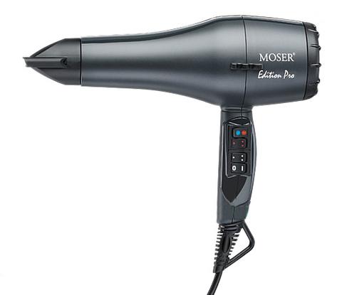 Профессиональный фен Moser 4330-0050 Edition Pro Anthracite