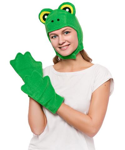 костюм Лягушка мини