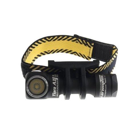 Налобный фонарь Armytek Tiara A1 Pro v2 XP-L (тёплый свет)