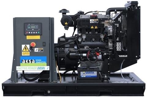 Дизельный генератор Aksa AP 33