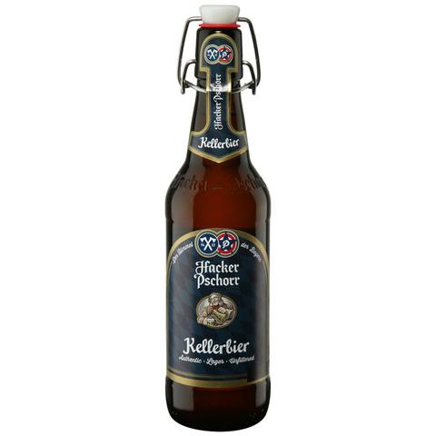 Пиво светлое неф. Хакер-Пшорр Келлербир 5,5* Алкомаркет 0,5л