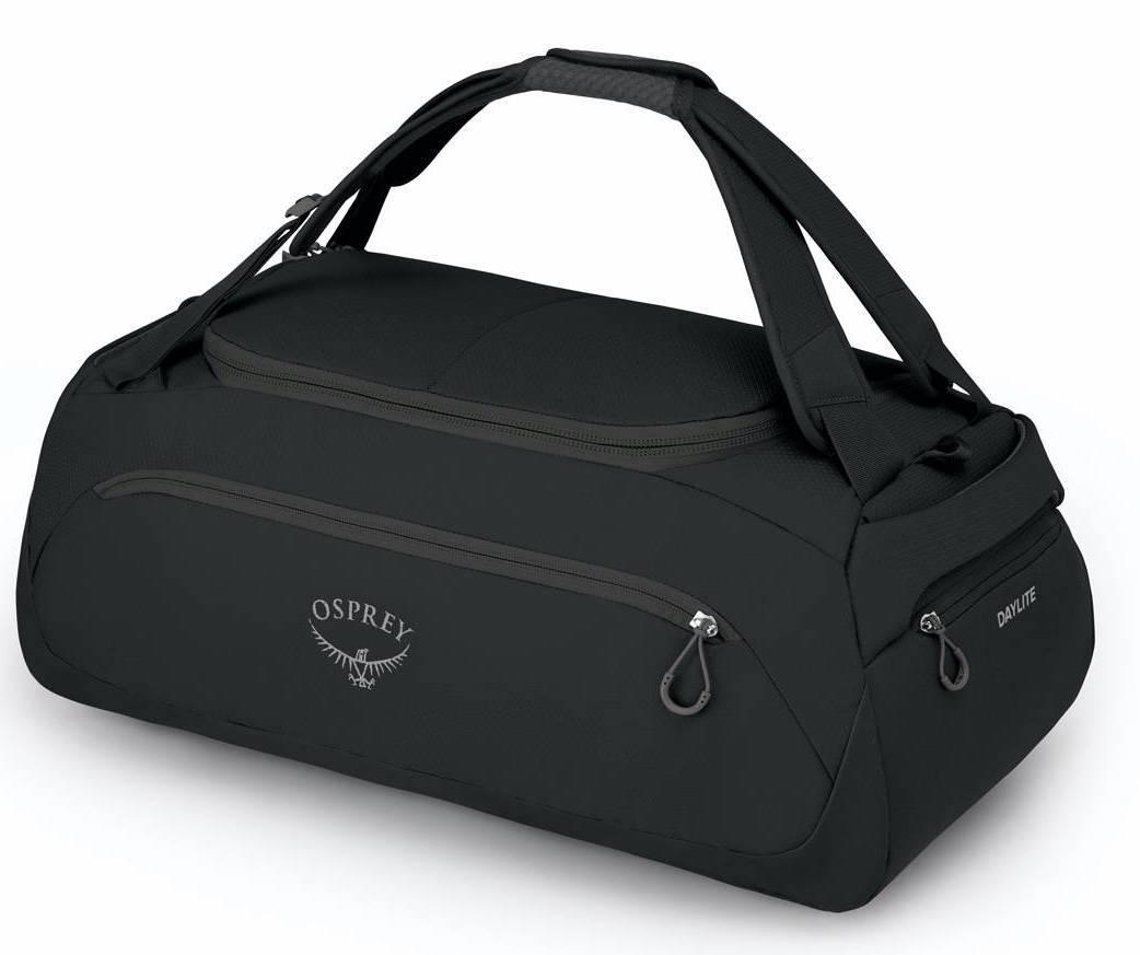 Сумки-рюкзаки Сумка Osprey Daylite Duffel 45 Black Daylite_Duffel_45_F20_side_black_web.jpg