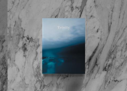 Журнал о сёрф-культуре TRINITY