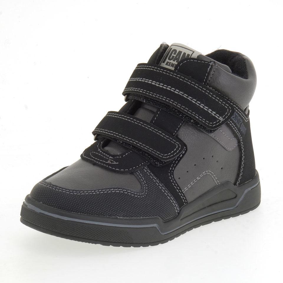 Ботинки KENKA _ MHC_1011 черный
