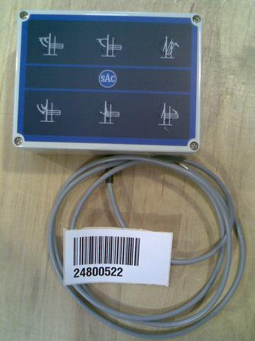 24800522 Кнопки управления пневмосистемой
