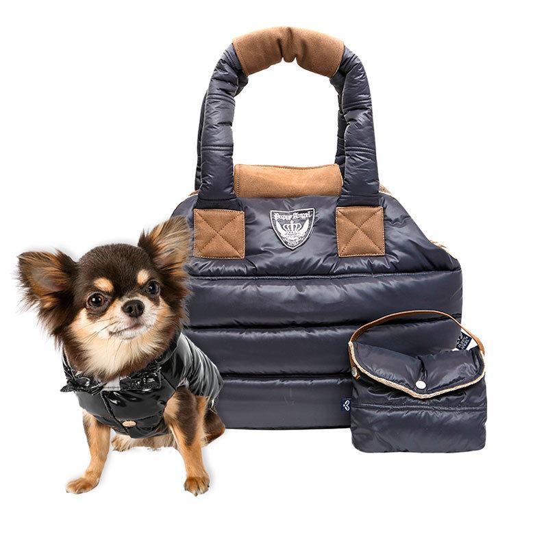 зимняя сумка для чихуахуа