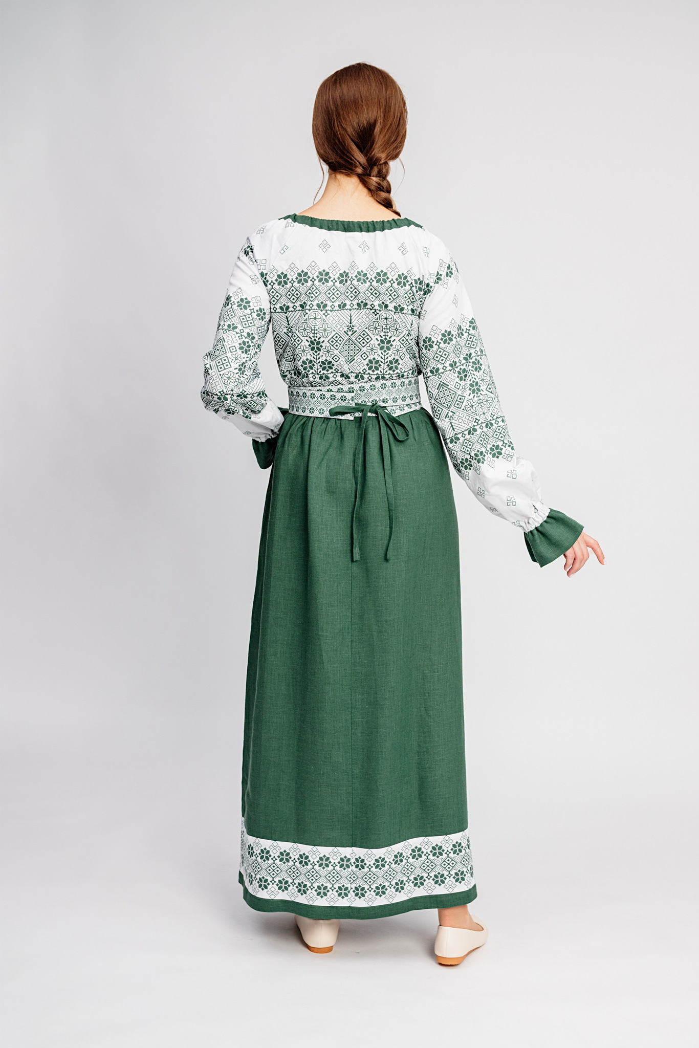Интернет-магазин льняных платьев