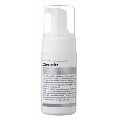CIRACLE Cleansing Пенка для чувствительной кожи Ciracle Mild Bubble Cleanser