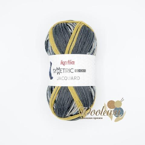 Katia Jacquard Socks - 94