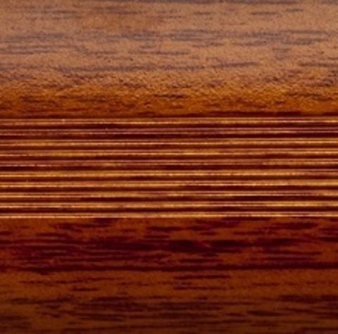 Профиль Русский Профиль Стык с дюбелем разноуровневый 30мм Дуб Натуральный 900мм