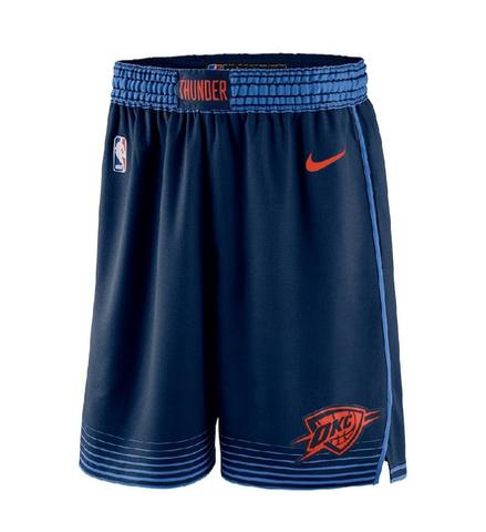 Баскетбольные шорты NBA 'OKC'