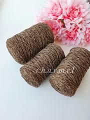 Шоколадный мусс Полиэфирный шнур 4 мм
