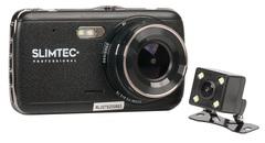 !УЦЕНКА! Автомобильный видеорегистратор SLIMTEC Dual S2 S/N RL05180237
