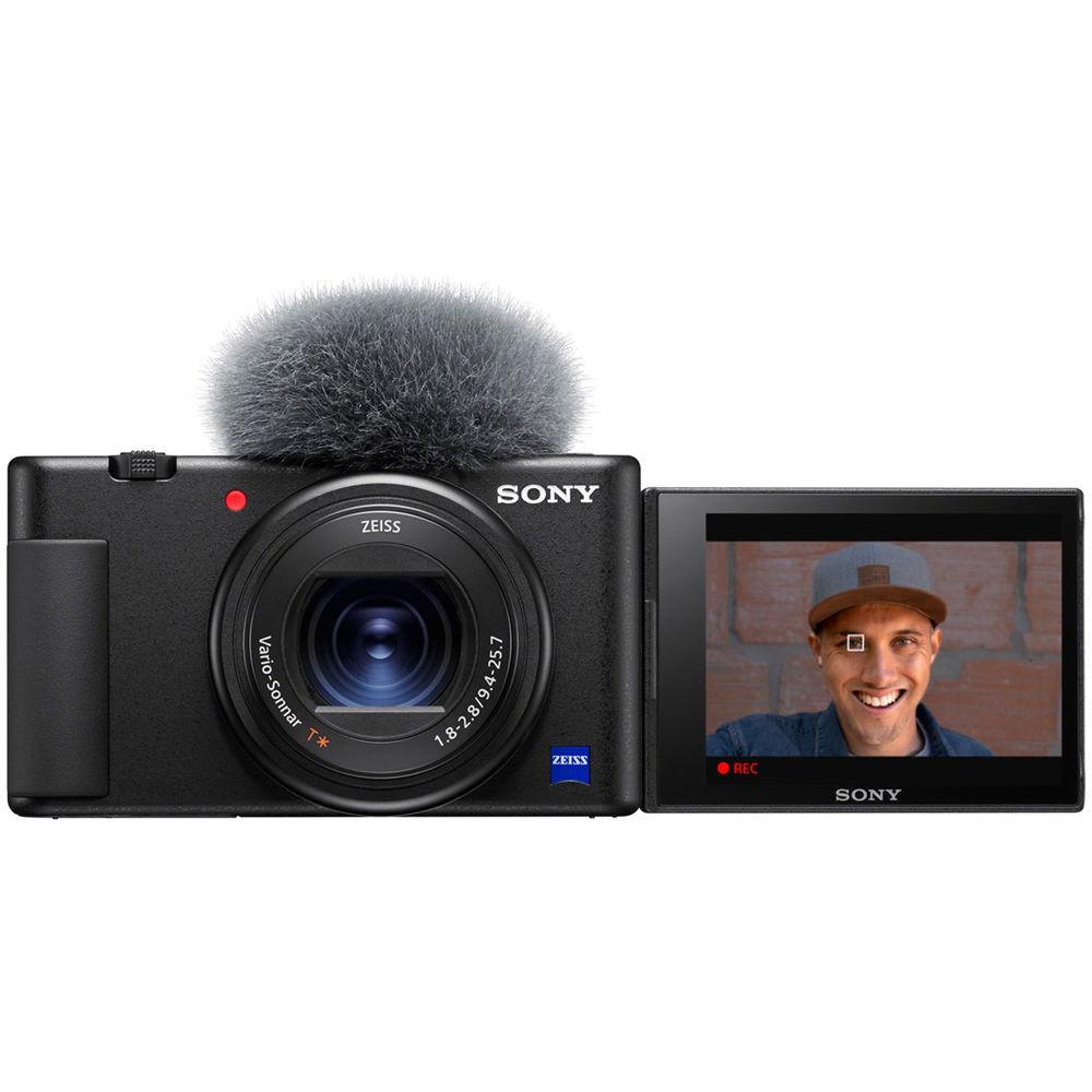 ZV-1 B камера Sony, цвет черный