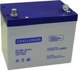 Аккумулятор Challenger EVG12-75 ( 12V 75Ah / 12В 75Ач ) - фотография
