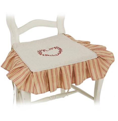 Подушка декоративная для стула