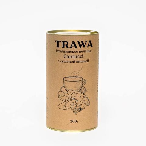 TRAWA, Печенье без глютена и сахара