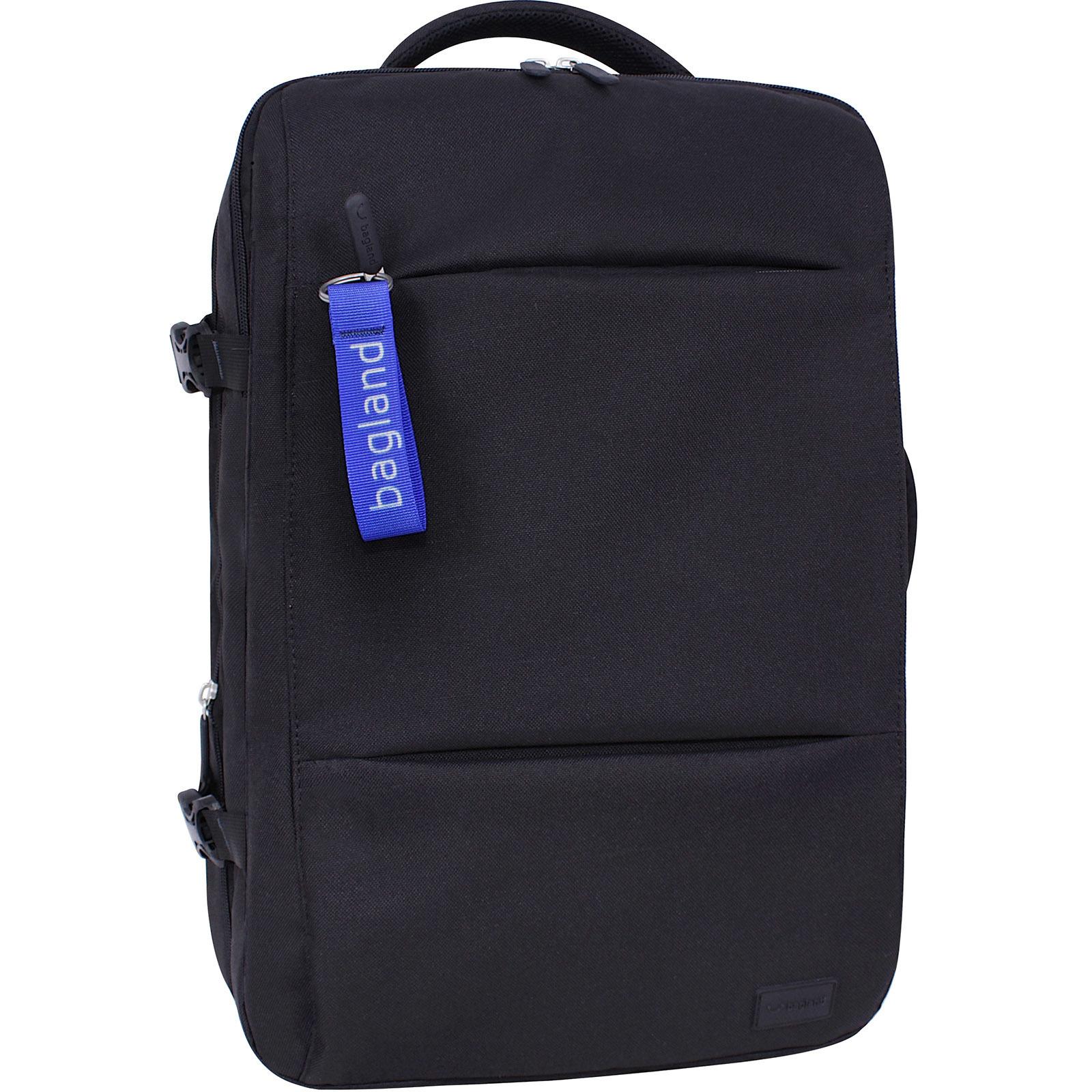 Мужские рюкзаки Рюкзак Bagland Ганновер 42 л. Чёрный (0090166) IMG_7114.jpg