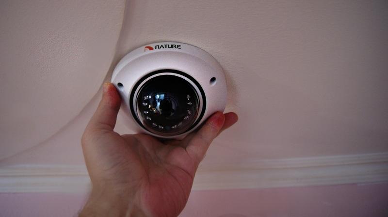 Антивандальная камера наблюдения для помещения купить