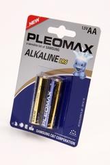 Батарейки Pleomax LR6 1.5V AA(4шт.)
