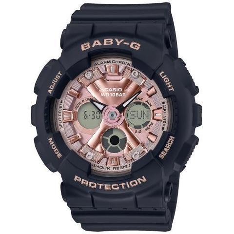 Часы женские Casio BA-130-1A4ER Baby-G