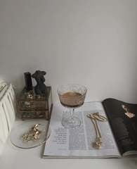 La Van De Свеча из натурального воска черная Natural Wax Black Candle