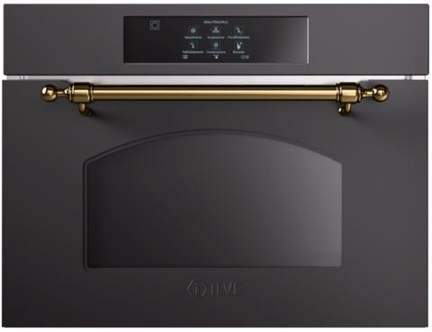 Шкаф для быстрого охлаждения или заморозки ILVE BC645SNTC Bronze