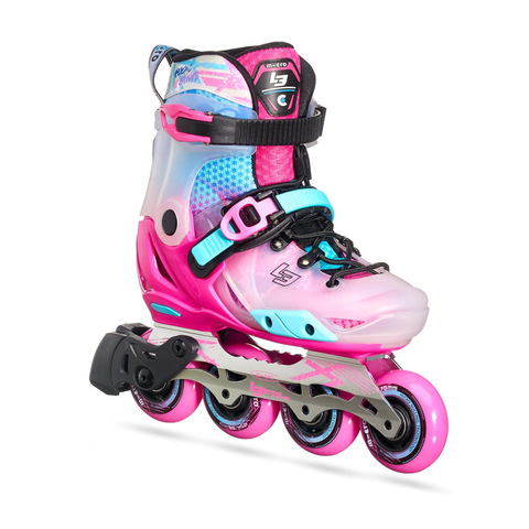 Роликовые коньки MICRO INFINITE LE Pink