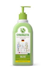 Synergetic, Жидкое мыло, луговые травы, 500мл