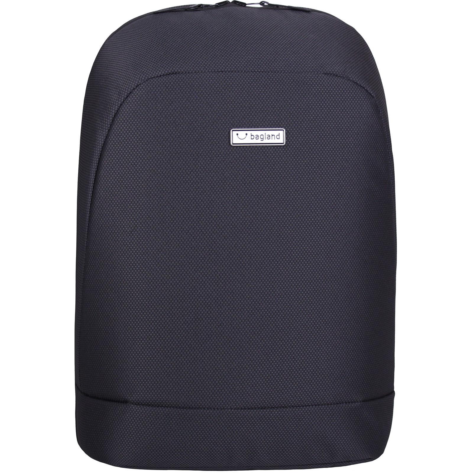 Городские рюкзаки Рюкзак для ноутбука Bagland Advantage 23 л. Чёрный (00135169) IMG_3131.JPG