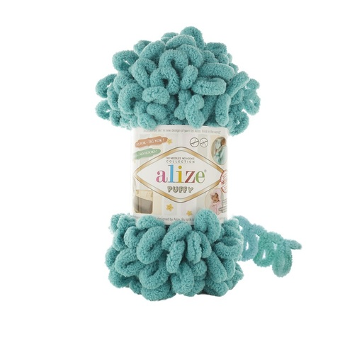 Пряжа Alize Puffy цвет 457